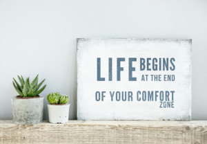 Beyond Your Comfort Zone